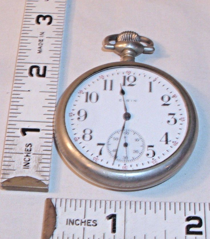 awesome ELGIN WATCH CO. SILVERODE POCKET WATCH ROUND CASE 1900s Check more at https://aeoffers.com/product/jewelry-and-watches/elgin-watch-co-silverode-pocket-watch-round-case-1900s/