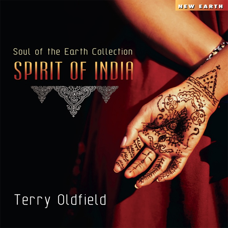 Terry Oldfield- This album truly depicts the Indian spirit through chanting melodies, flute and the sweetened strings of the famous Indian sitar.