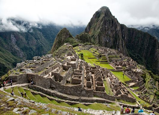 Machu Picchu, Peru