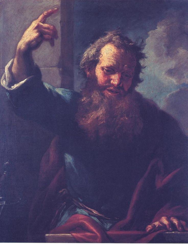 Petr Brandl - Sv. Pavel (1724)