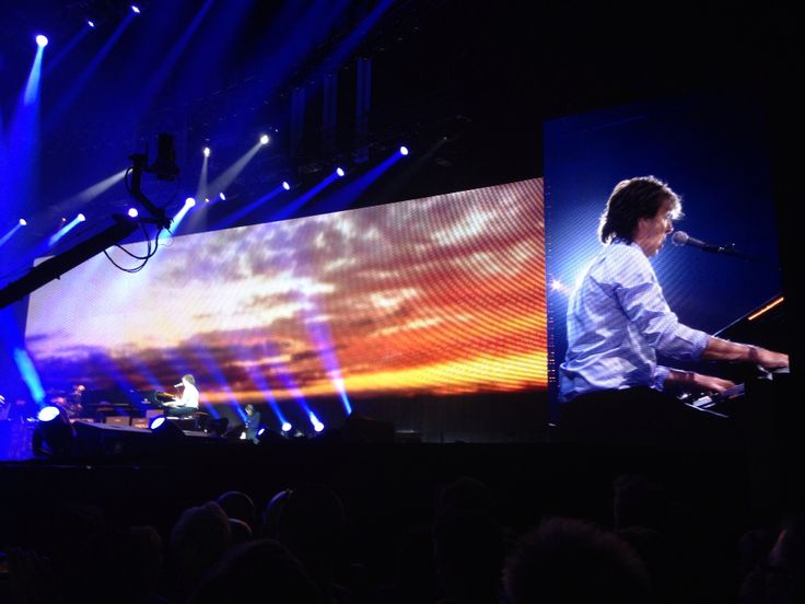 Paul McCartney 8 June 2015 #ziggodome #outthere