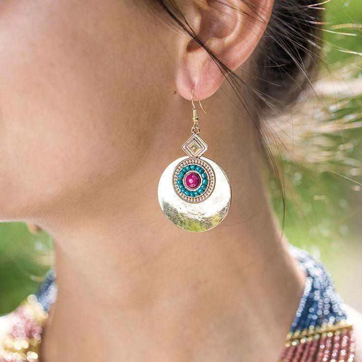 Earring by Bijou Brigitte