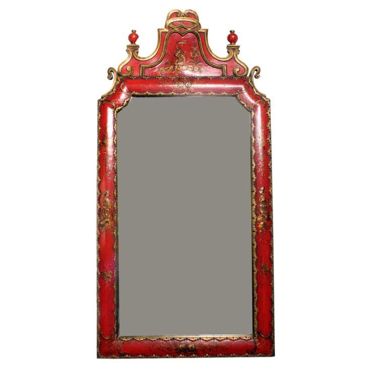 Red Wall Mirror 55 best mirror images on pinterest | mirror mirror, antique