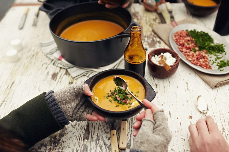 A wonderful autumnal recipe for Sweet Potato Butternut Squash Soup.  Continue reading →