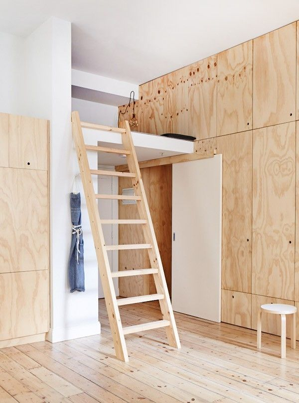 Roundup: 6 Masculine Ways to Use Plywood in Your Home