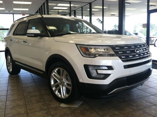 New 2017 Ford Explorer For Sale | Smackover AR