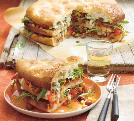 Turkse broodtaart - Recept - Jumbo Supermarkten