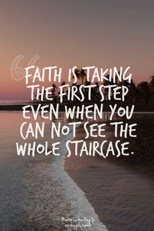 Faith is..