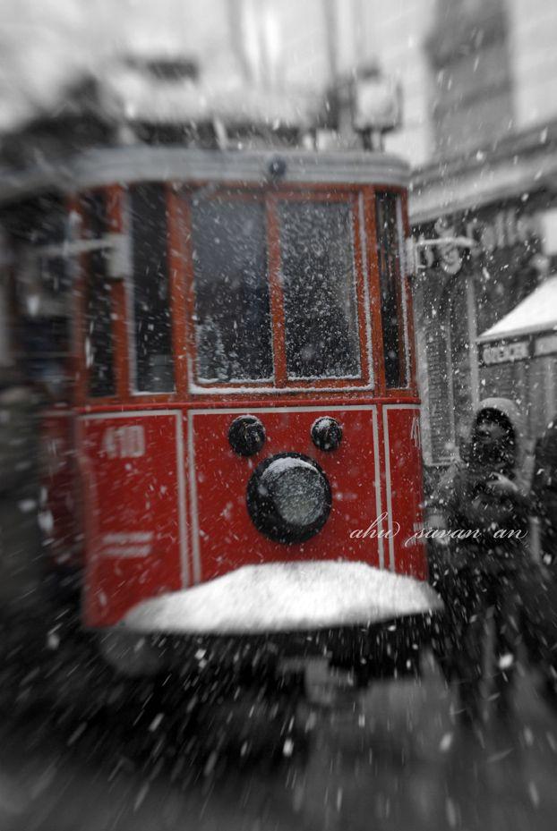 Wintertime in Istanbul / Turkey