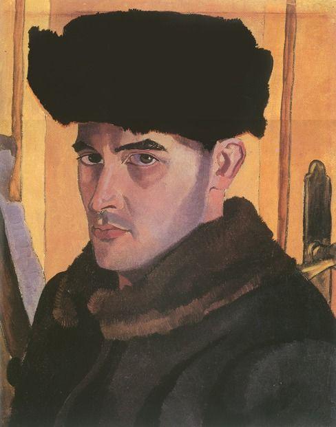 Witkacy: Autoportret (1910)