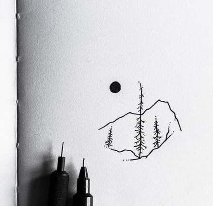 Tattoo tree minimalist etsy 59+ trendy ideas
