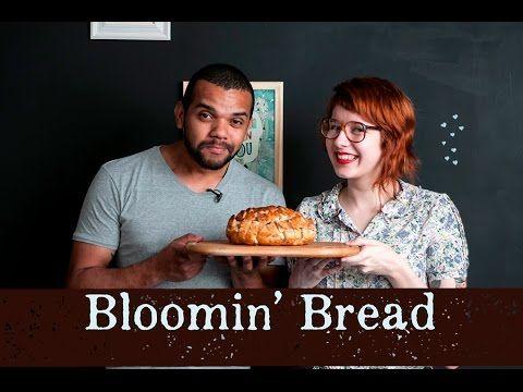 Fotografando à Mesa | Blooming Bread - Fotografando à Mesa