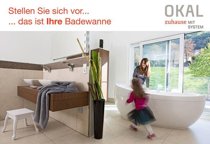 Stellen Sie sich vor... ... das ist Ihre #Badewanne Wir beraten Sie gerne: Dieter #Wissmann #Verkaufsleiter #Okal #Haus #Süd #IHK - #zertifiziert dieter.wissmann@okal.de Mobil: 0171-128 0274