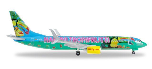 TUIfly | 737-800 | Haribo Tropifrutti