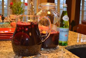 Southern Accents: Winter Sangria