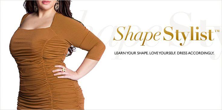 IGIGI by Yuliya Raquel's ShapeStylist - Learn your shape. Love yourself. Dress accordingly.