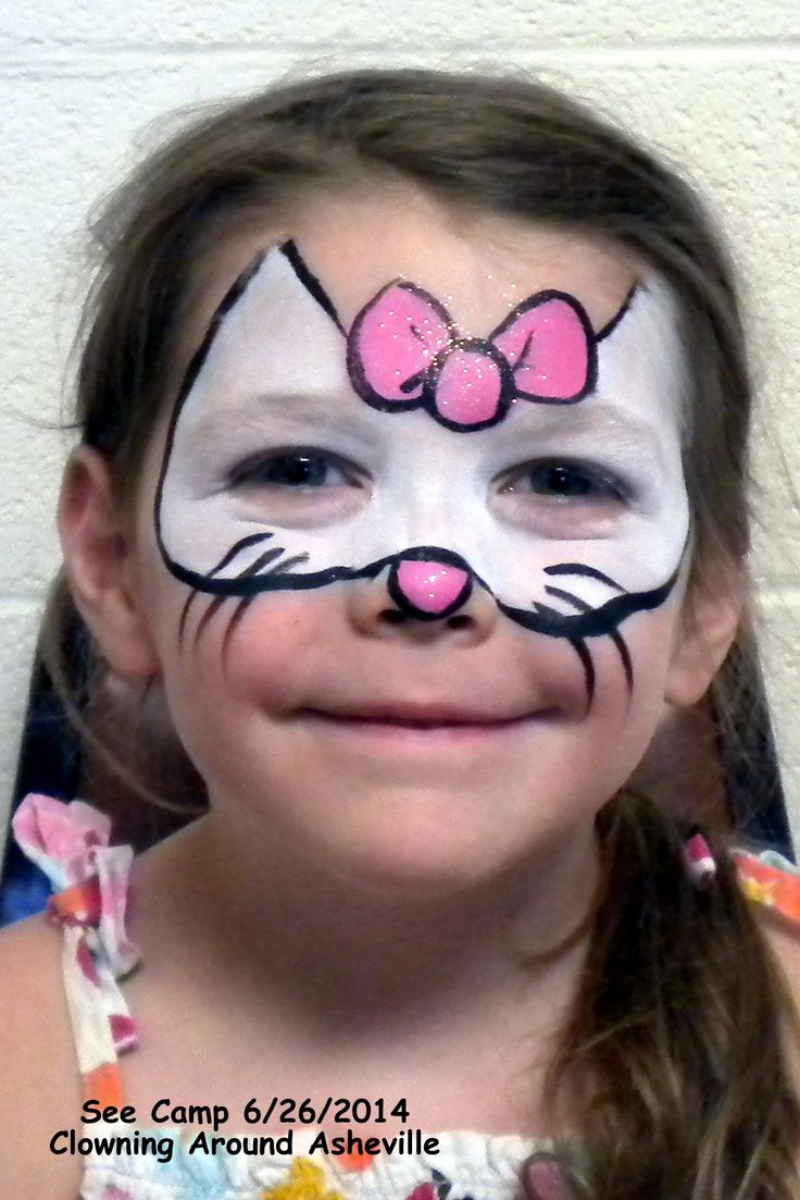 30 best schminken images on pinterest face paintings easy face painting designs and faces. Black Bedroom Furniture Sets. Home Design Ideas