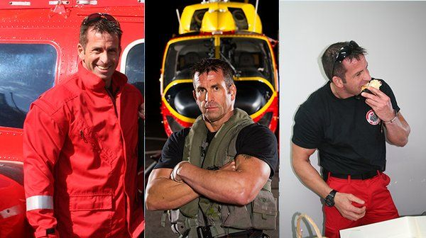 Crewman Bill McNeilly, Waikato Westpac Rescue Helicopter