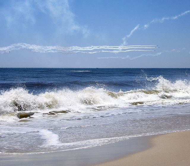 "Jones Beach - Long Island, NY (my ""growing up years"" beach)   :-)"