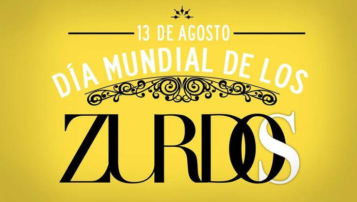 13 de Agosto día mundial de los zurdos   Zurda Magazine