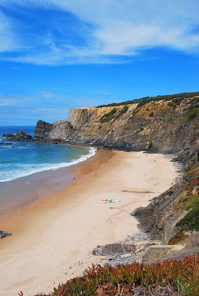 Praia da Amália - Costa Alentejana - Portugal