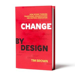 Here's design thinking tip from Change By Design: Make it visual.    Some things are hard to describe in words. In fact, many things are hard to describe in words.