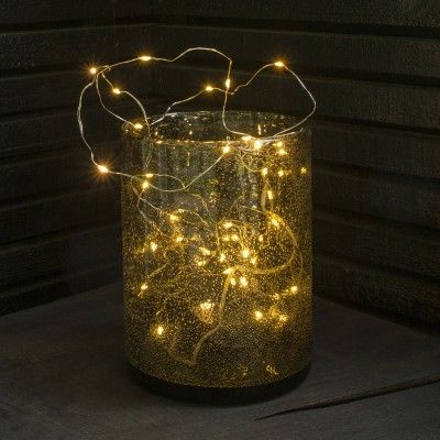 KNIRKE 40 Fairy Lights with timer (Indoor/Outdoor)