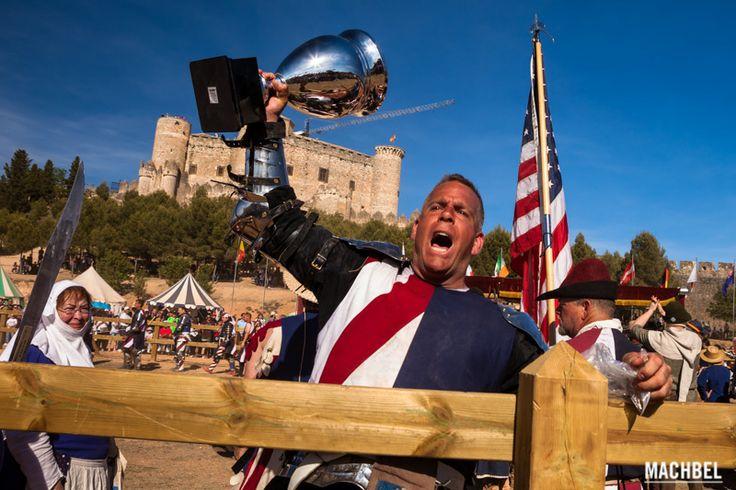 Campeonato mundial de combate medieval de Belmonte 2014. Vuelve la Edad Media (Great Photos!)