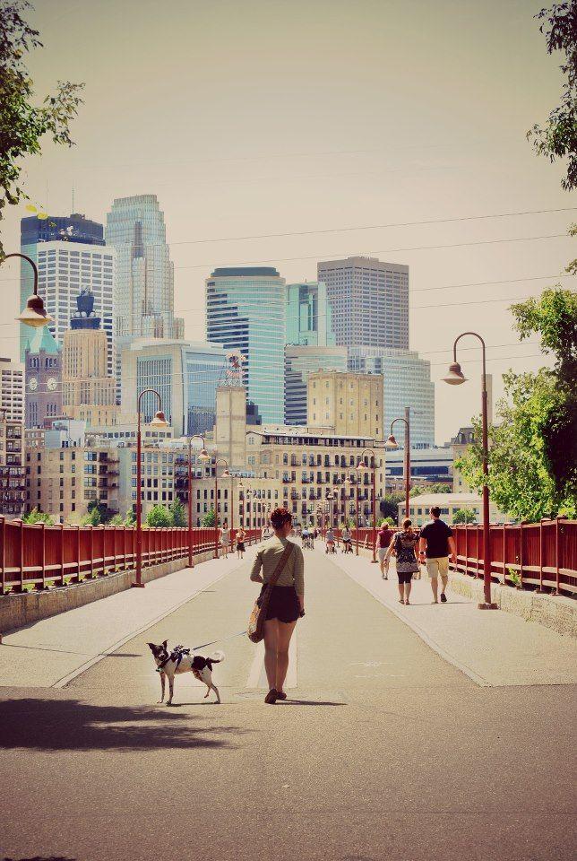 Attractive Minneapolis http://www.travelandtransitions.com/destinations/destination-advice/north-america/