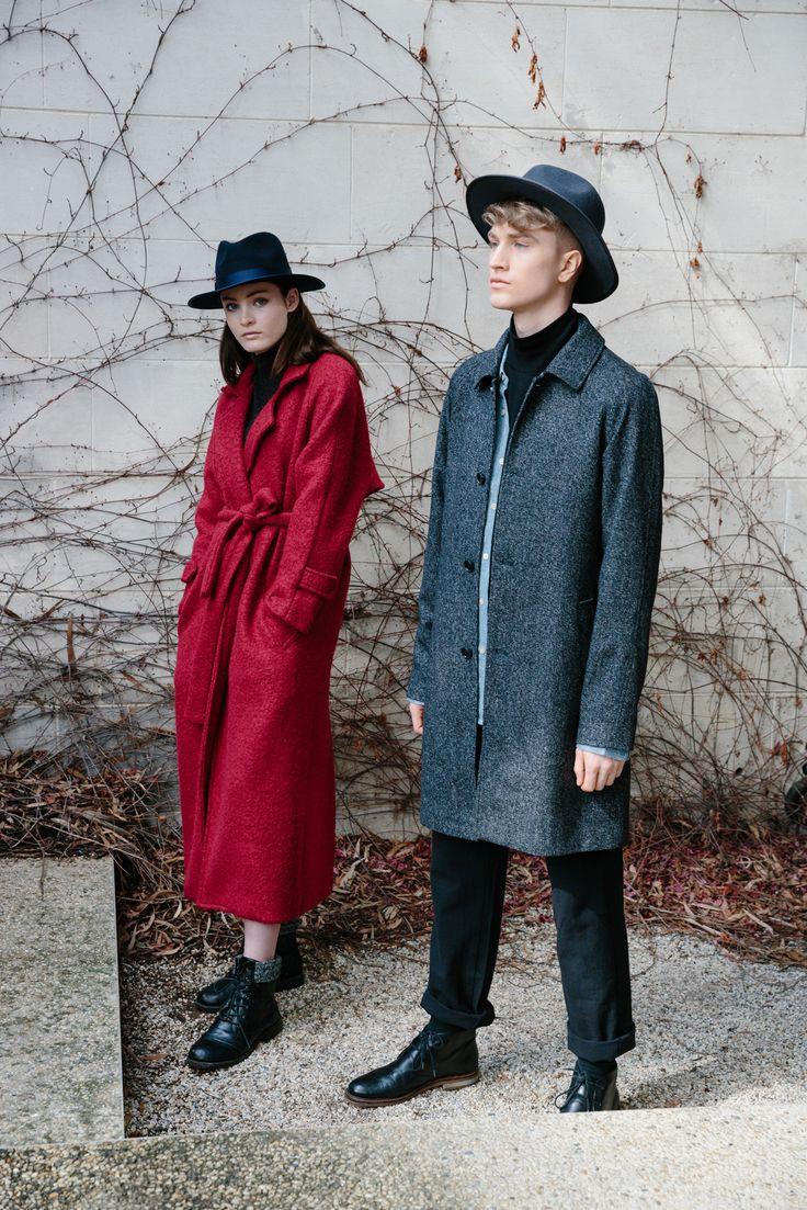 Stylish Felt Hats www.aceofsomething.com.au