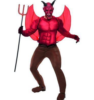 #Costume #Diavolo imbottito #Halloween