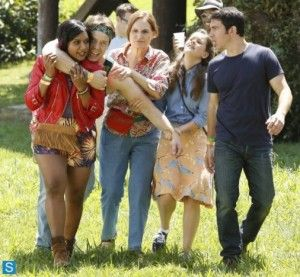 """My THE MINDY PROJECT - """"Music Festival"""" (S02E03) review for The MacGuffin!"""
