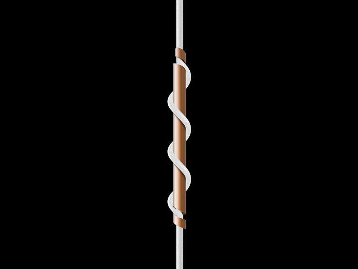 VITA Spinner matt copper - with white cord