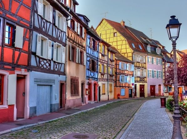 Colmar, France: Colmar is one of the most picturesque French villages you will ever lay eyes on. Luckily, it's still relatively undiscovered…. so be sure to plan a visit before too long because this is one of the most fairytale travel destinations you must visit.