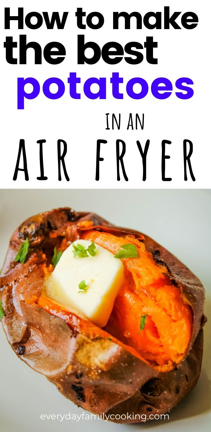 Air Fryer Baked Sweet Potatoes Air Fryer Recipes Healthy Healthy Holiday Dish Spicy Recipes