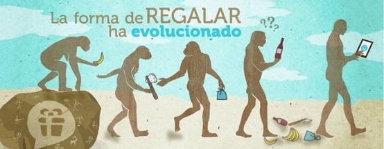 La forma de Regalar ha Evolucionado con... Regala Fácil