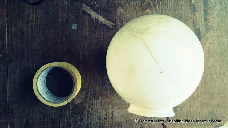 Erfahren Sie, wie Sie einen DIY-Beton-Garten-dekorative Kugel in ein paar einfachen Schritten erstellen