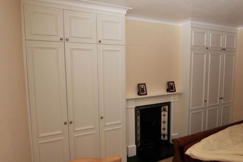 Built-in Bedroom cupboards
