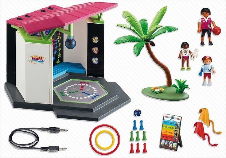 Playmobil PLAYMOBIL, Отель: Детский клуб с танц площадкой
