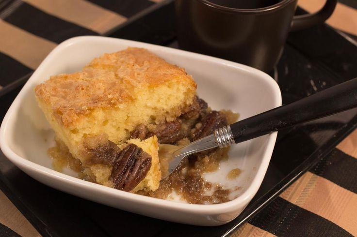 Southern Pecan Cobbler Dump Cake