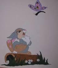 """Résultat de recherche d'images pour """"bambi themed nursery"""""""