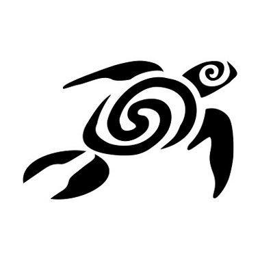Tatouage tortue maori: