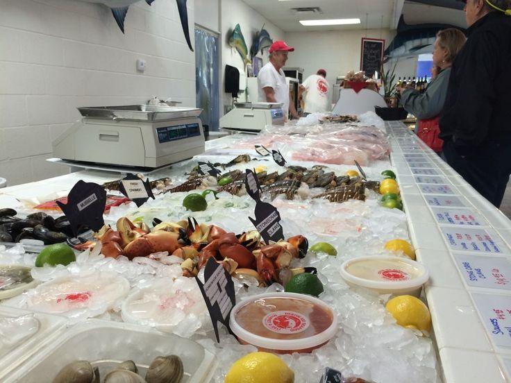 11 best destin west 613 images on pinterest balconies for Destin fish market