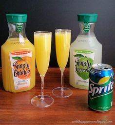 Virgin Mimosas - Cook This Again, Mom!