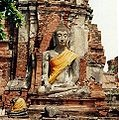 Buddha Statue, Theravada Style