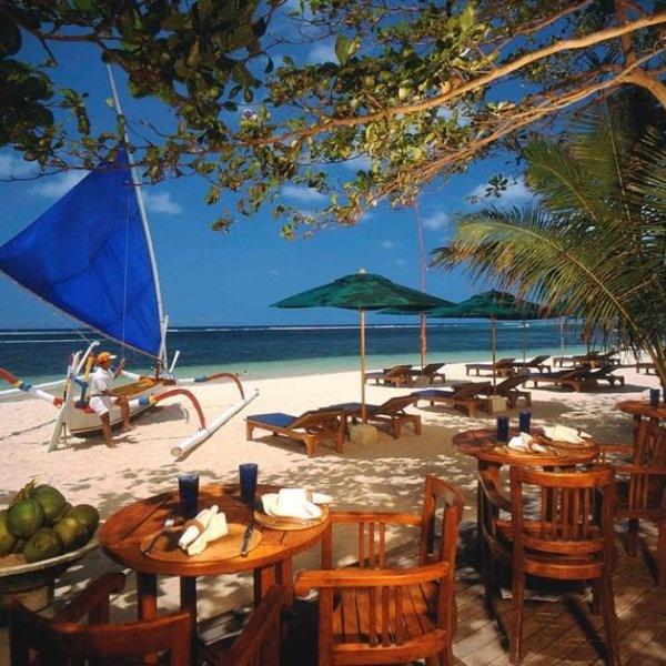Coco's Beach Restaurant | Novotel Bali Benoa | Nusa Dua - Bali, Indonesia
