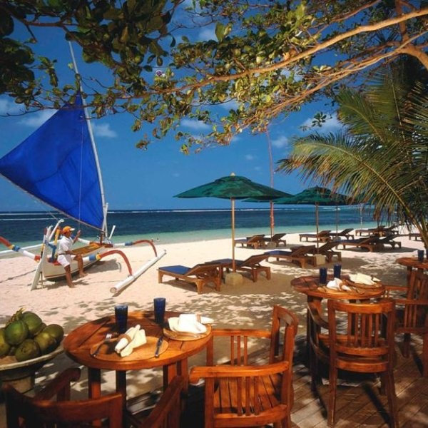 Coco's Beach Restaurant   Novotel Bali Benoa   Nusa Dua - Bali, Indonesia