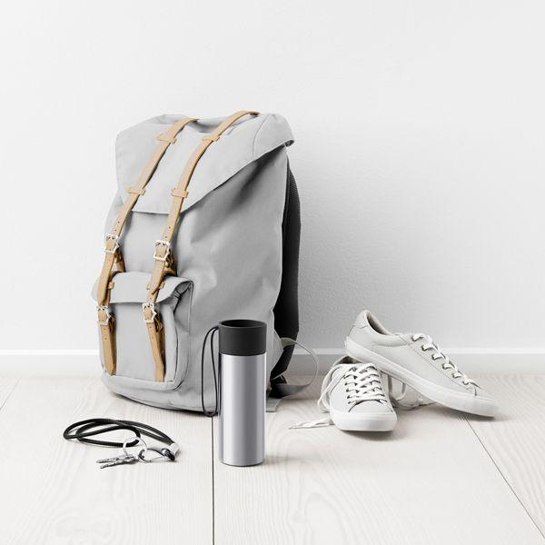 Eva Solo To Go thermo cup, grey | Finnish Design Shop