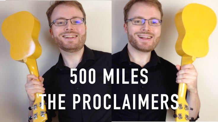 I'm Gonna Be (500 Miles) - The Proclaimers (Ukulele Tutorial)