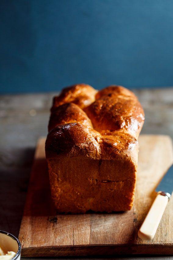 Light and butter Brioche loaf   simply-delicious.co.za #recipe #baking #bread